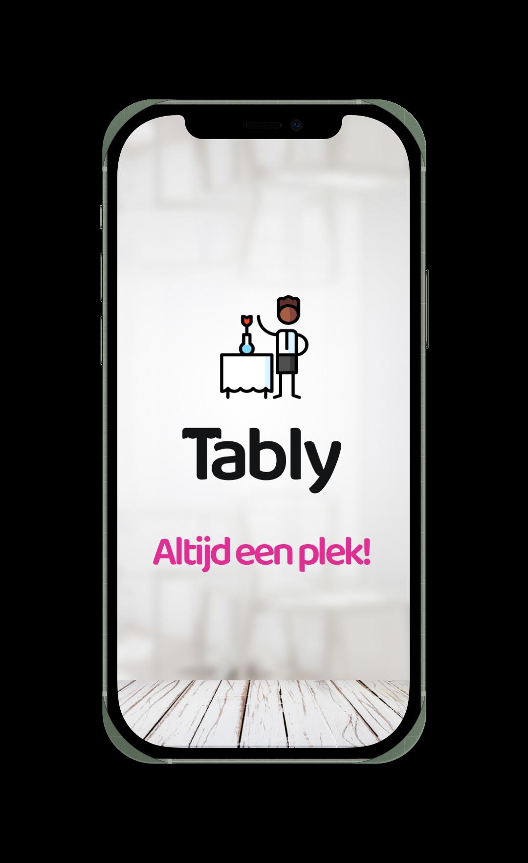 Tably - Altijd een plek